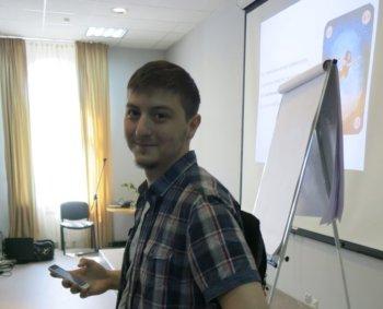 Алексей Хидоятов Выступление на IV Балтийской конференции