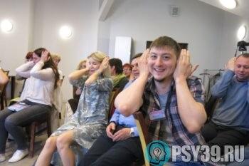 Алексей Хидоятов на МК по голосу на IV Балтийской конференции